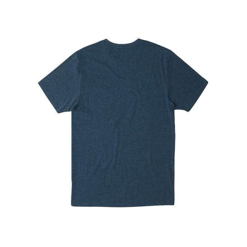 Camiseta Hippytree: Pinecrest Tee (Heather Navy)
