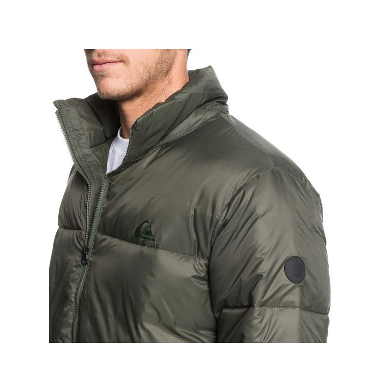 Chaqueta Quiksilver: THE OUTBACK (DEEP DEPTHS)