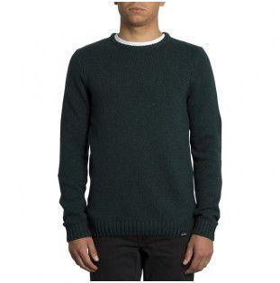 Jersey Volcom: EDMONDER SWEATER (Evergreen) Volcom - 1