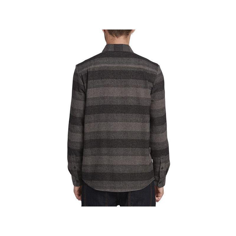 Camisa Volcom: TONE STONE LS (BLACK)