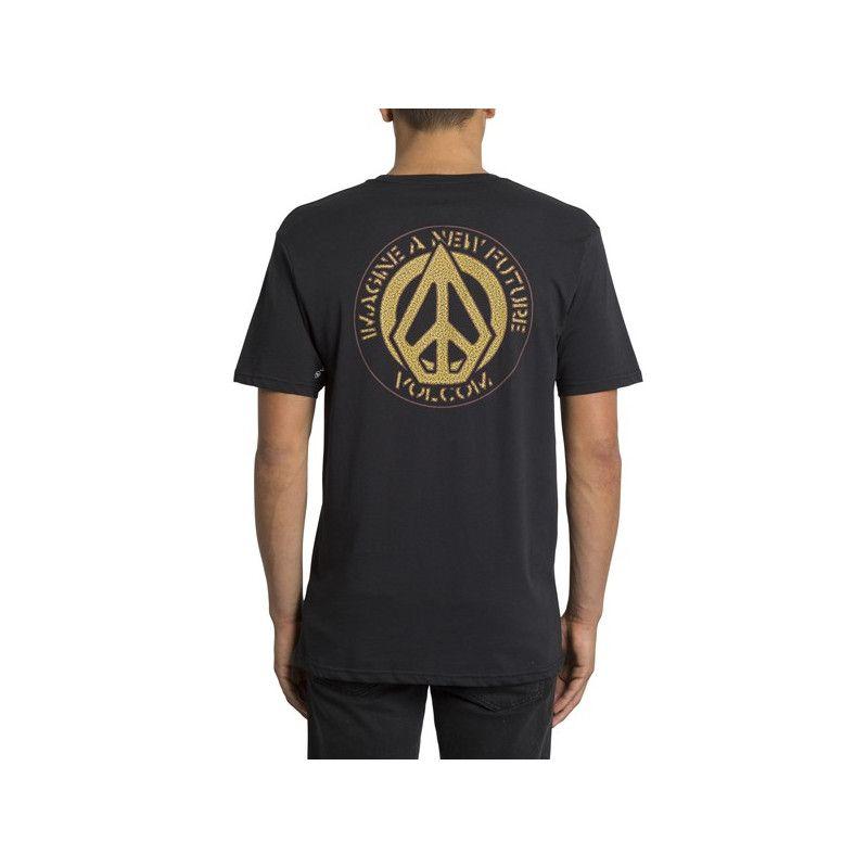 Camiseta Volcom: CONCEIVER BSC SS (BLACK)
