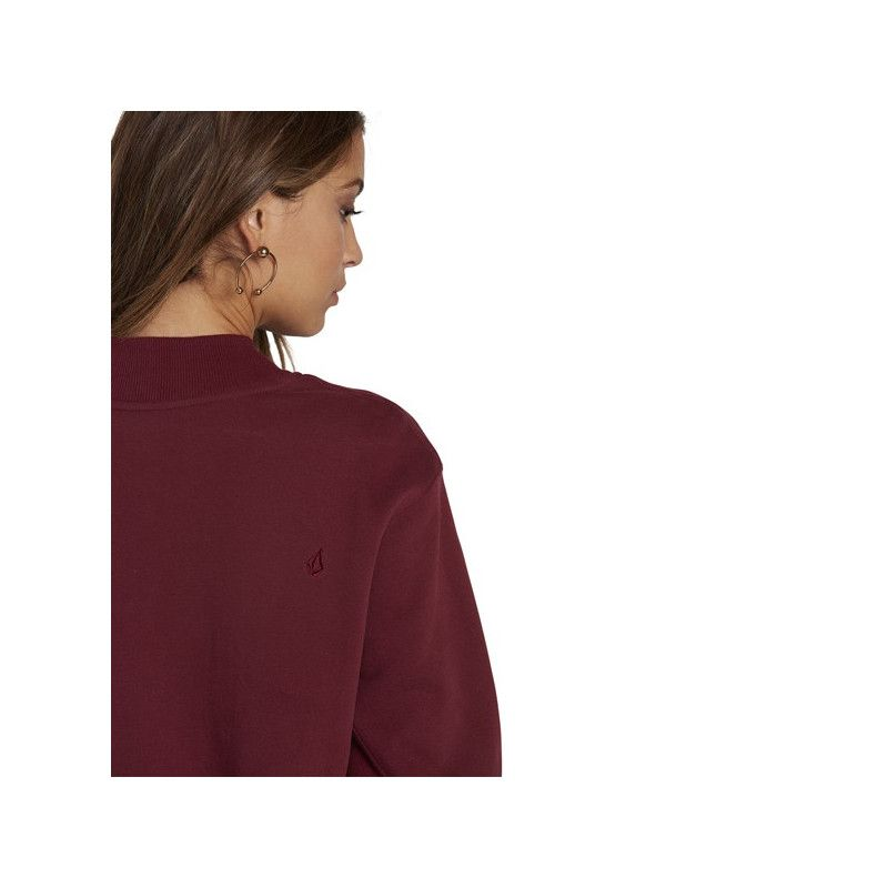 Vestido Volcom: YOMCOM DRESS (ZINFANDEL)