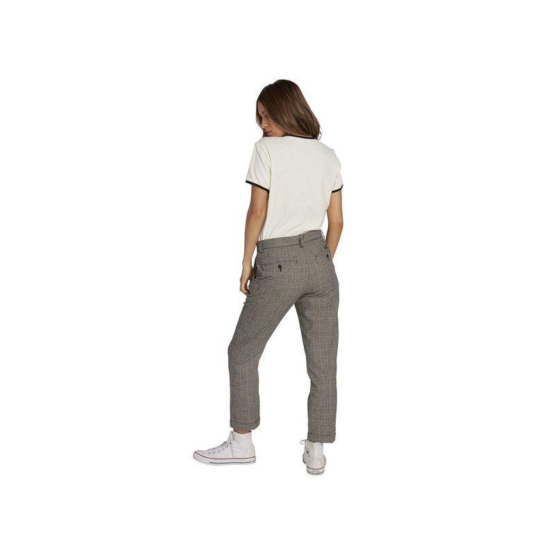Pantalón Volcom: SMOCKOM PANT (PLAID)