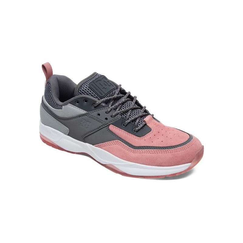 Zapatillas DC Shoes: E TRIBEKA SE (GREY GREY RED)
