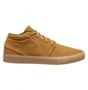 Zapatillas Nike: Zoom Janoski Mid RM (WHEAT WT BK GM LT BW) Nike - 1