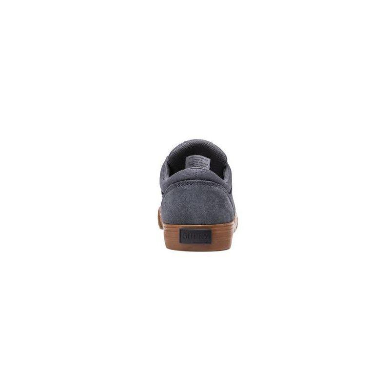 Zapatillas Supra: CHINO (DK GREY GUM)