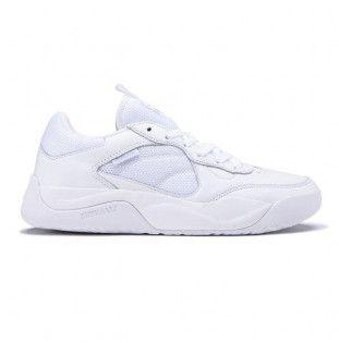 Zapatillas Supra: PECOS (WHITE WHITE) Supra - 1