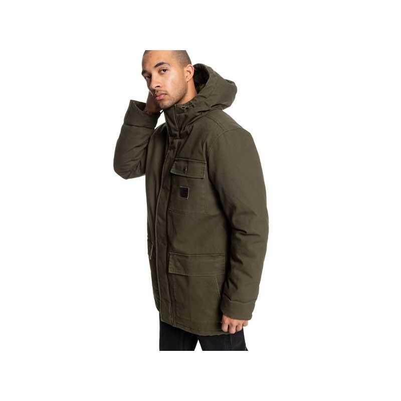 Chaqueta DC Shoes: CANONGATE (DARK OLIVE)