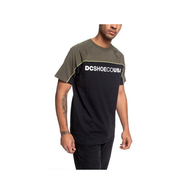 Camiseta DC Shoes: BROOKLEDGE SS (BLACK)