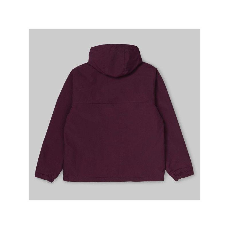 Chaqueta Carhartt: Nimbus Pullover (Merlot)