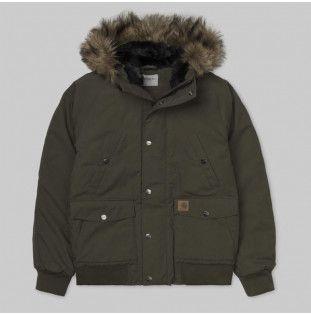 Chaqueta Carhartt: Trapper Jacket (Cypress Black) Carhartt - 1