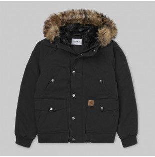 Chaqueta Carhartt: Trapper Jacket (Black Black) Carhartt - 1