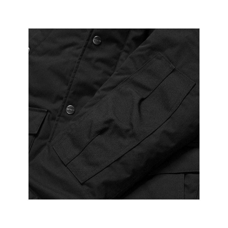 Chaqueta Carhartt: Trapper Jacket (Black Black)