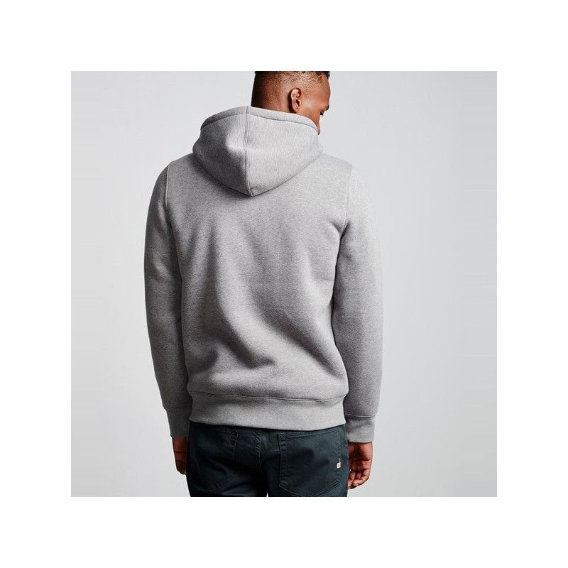 Sudadera Element: HEAVY ZH SHERPA (GREY HEATHER)