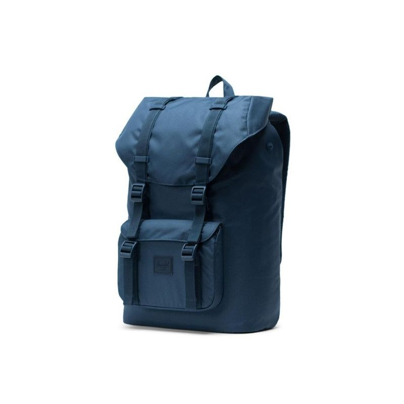 Mochila Herschel: Little America Mid Vol Light (Navy)