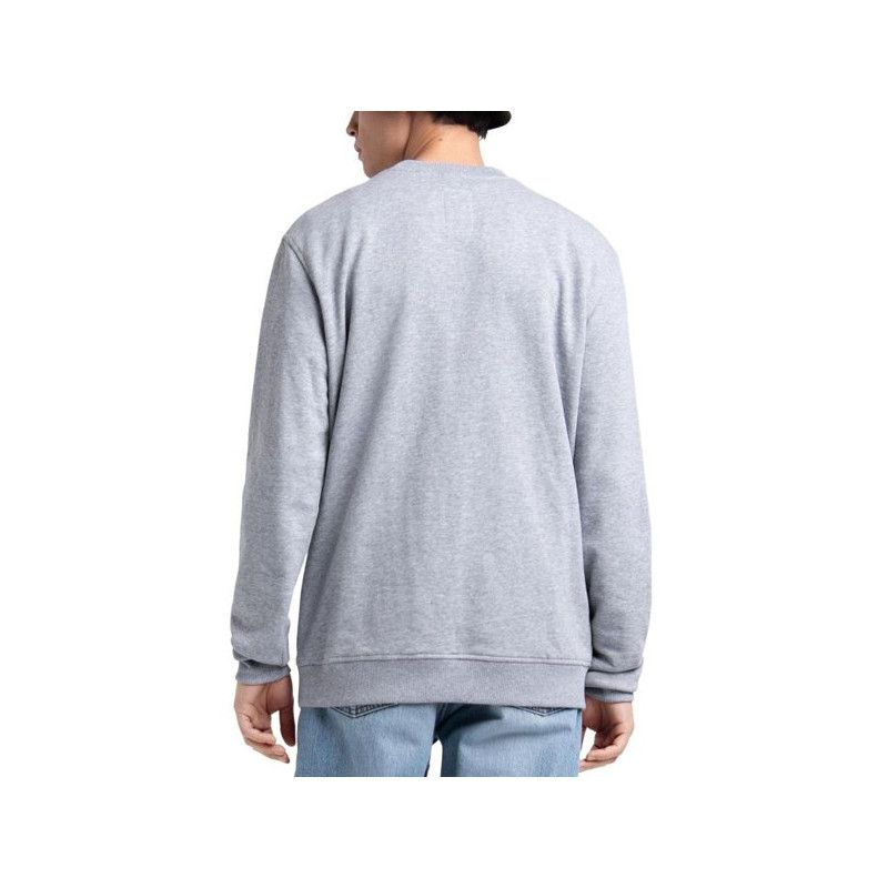 Sudadera Herschel: Crewneck (Heather Grey)