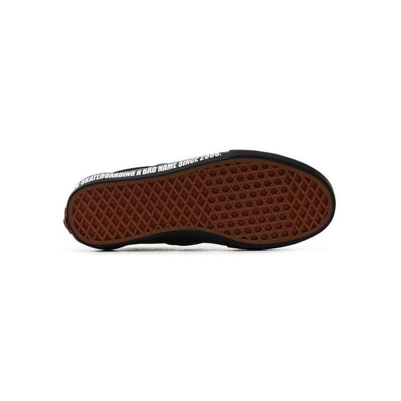 Zapatillas Vans: Slip-On Pro (BAKER BLACK BLACK RED)