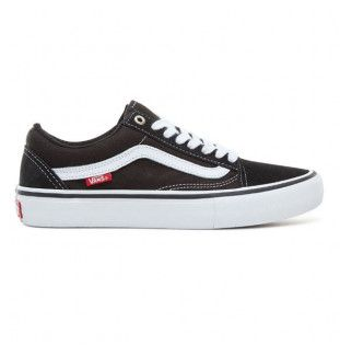 Zapatillas Vans: Old Skool Pro (Black White) Vans - 1