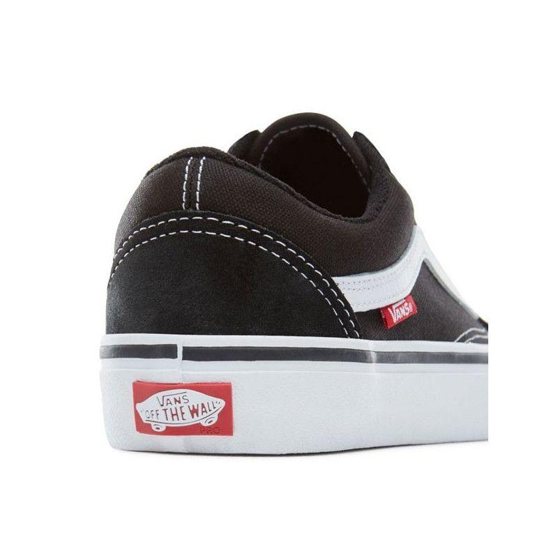 Zapatillas Vans: Old Skool Pro (Black White)