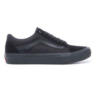 Zapatillas Vans: Old Skool Pro (Blackout) Vans - 1