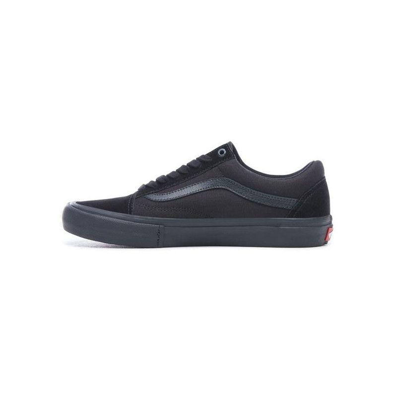 Zapatillas Vans: Old Skool Pro (Blackout)