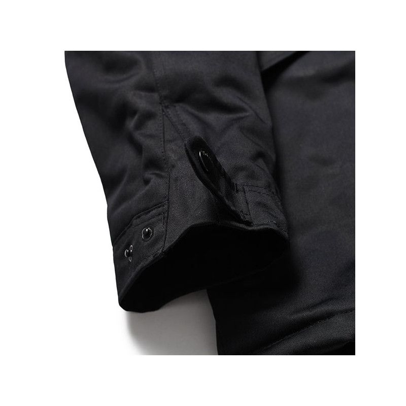 Chaqueta Brixton: MONTE JKT (BLACK BLACK)
