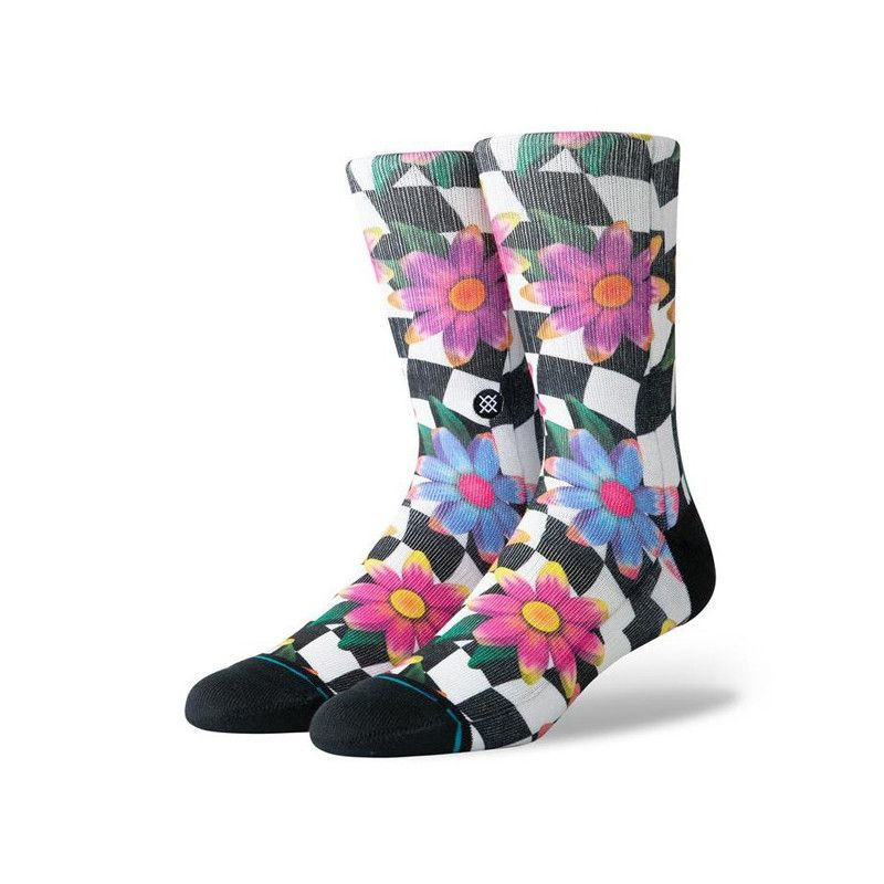 Calcetines Stance: FLOWER RAVE (MULTI)