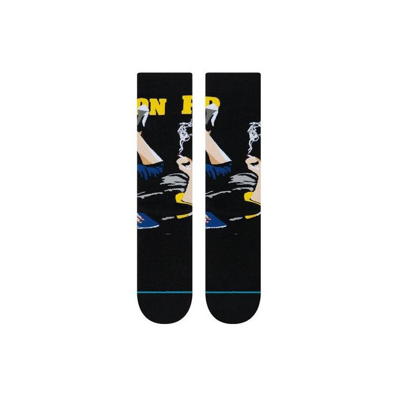 Calcetines Stance: PULP FICTION (BLACK)