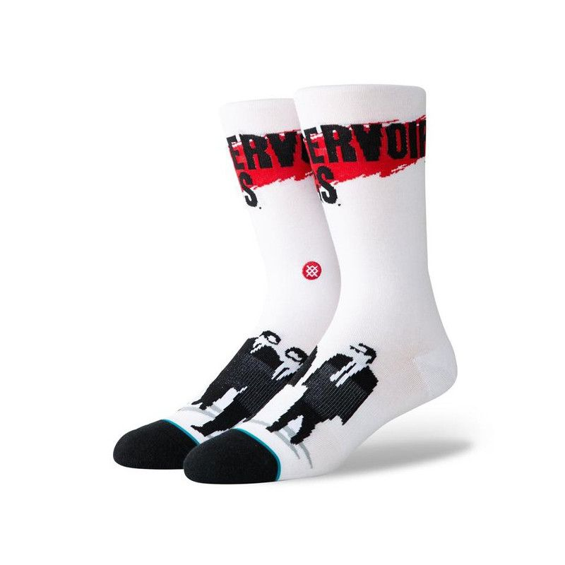 Calcetines Stance: RESERVOIR DOGS (WHITE)
