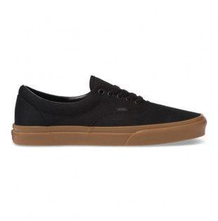Zapatillas Vans: UA Era (BLACK CLASSIC GUM)