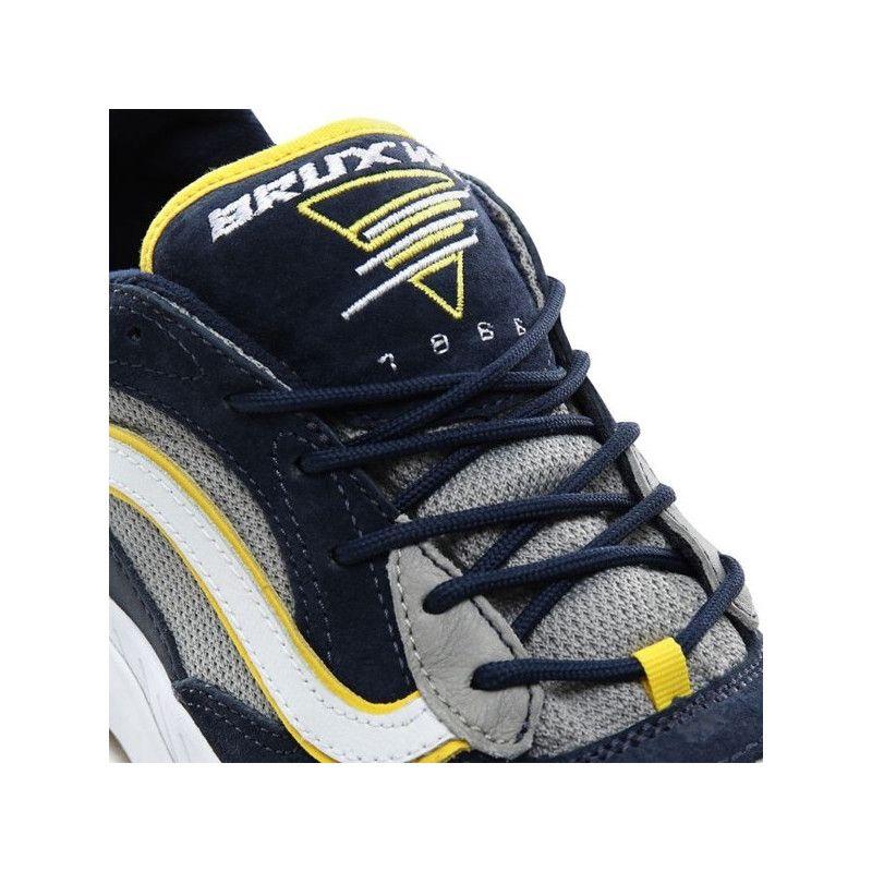 Zapatillas Vans: Brux WC Y2K (DRESS BLUES DRIZZLE)