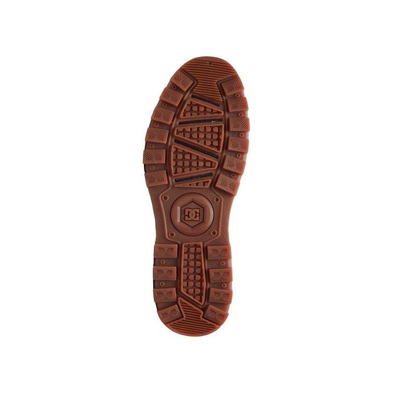 Botas DC Shoes: WOODLAND (BLACK GUM)