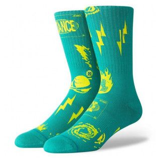 Calcetines Stance: METEORITE (TEAL) Stance - 1