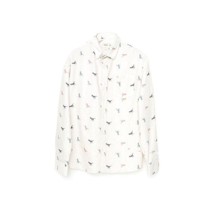 Camisa Tiwel: Docus (Cashew)