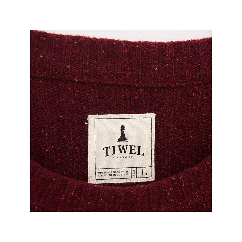 Jersey Tiwel: Marc (Cordovan)
