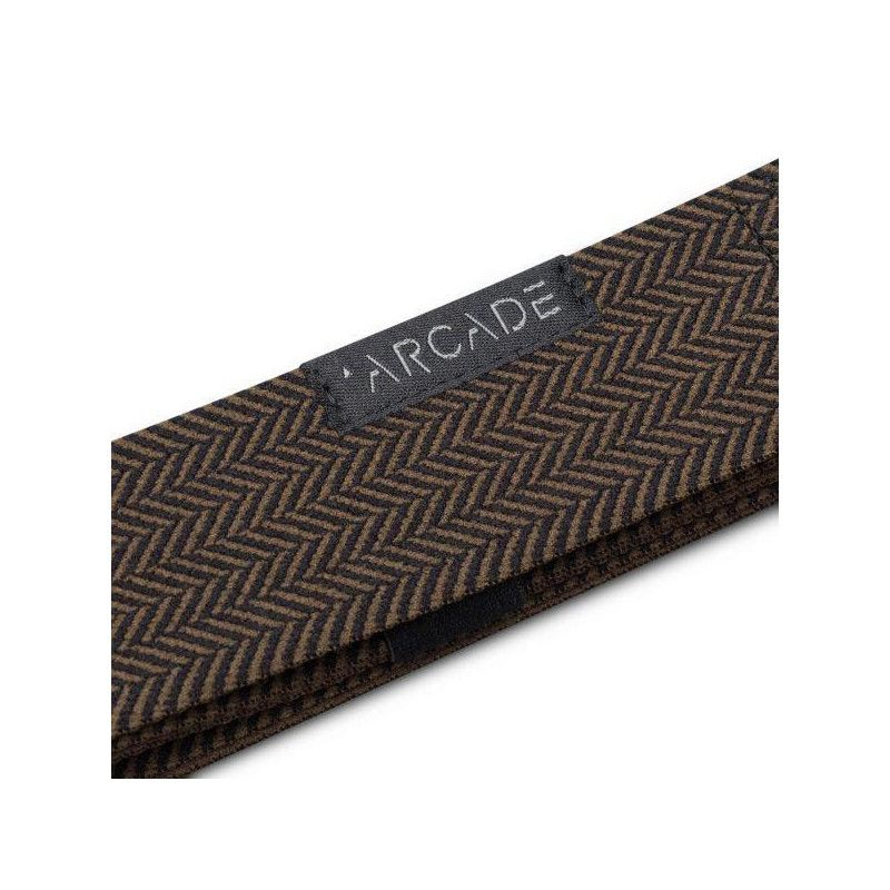 Cinturón Arcade: RANGER (BLACK BROWN)