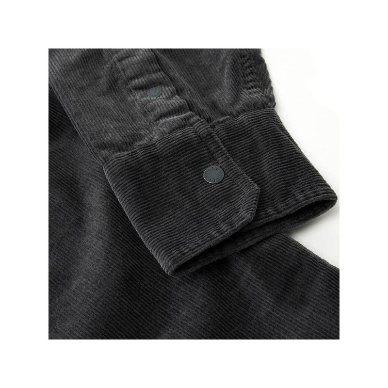 Camisa Hippytree: Odessa Woven (Charcoal)