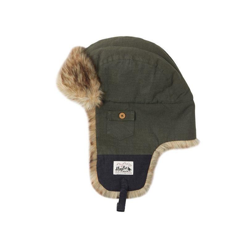 Gorro Hippytree: Fargo Hat (Military)
