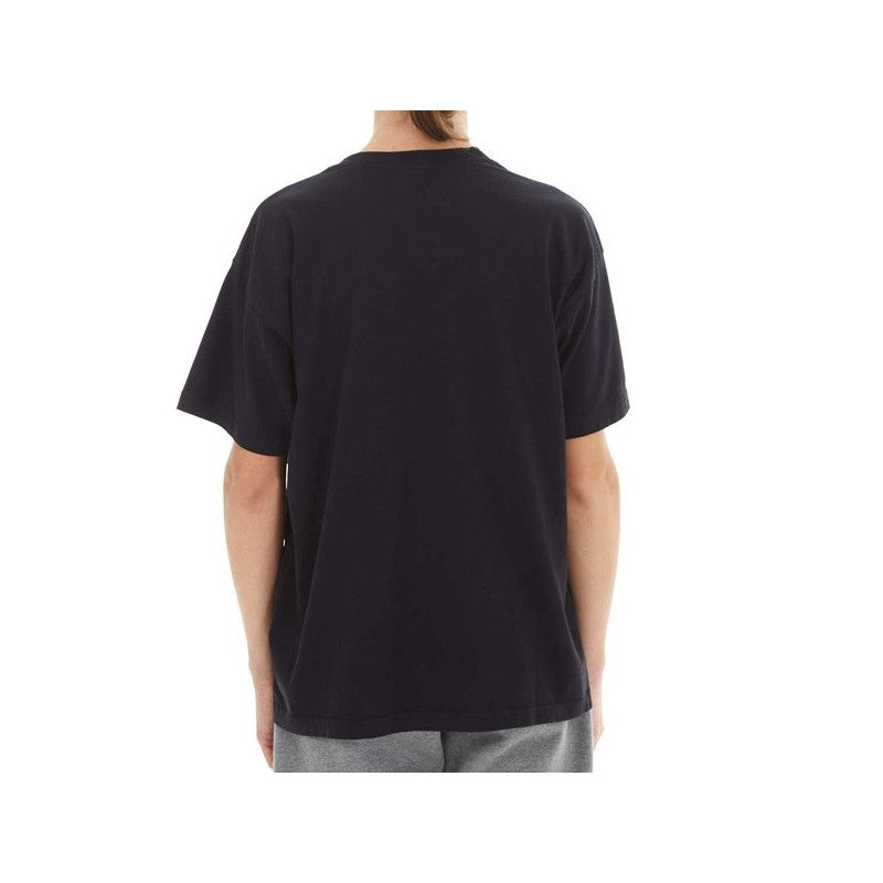 Camiseta Obey: OBEY MAUSOLEUM (OFF BLACK)
