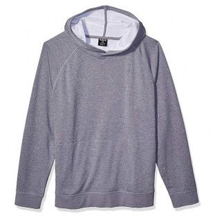 Sudadera Hurley: DRI FIT DISPERSE PULLOVER (COOL GREY)