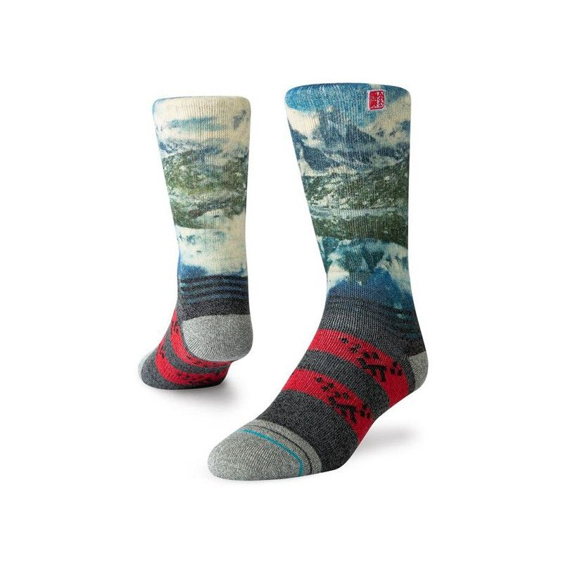 Calcetines Stance: GRANITE JC OUTDOOR (BLUE)