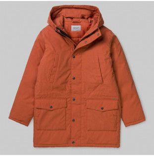 Chaqueta Carhartt: Tropper Parka (Brick Orange)
