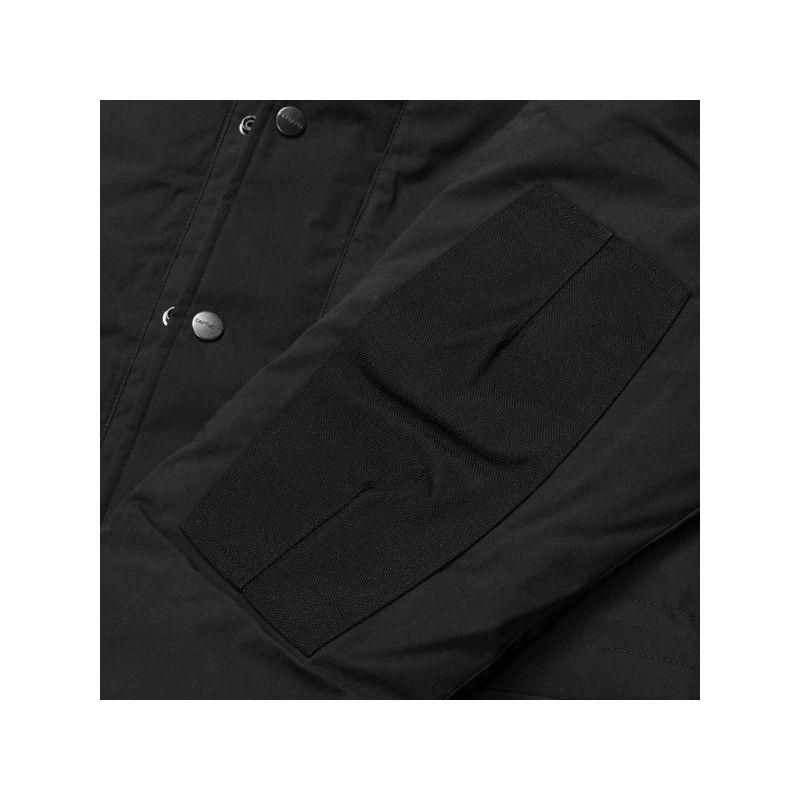 Chaqueta Carhartt: Trapper Parka (Black Black)