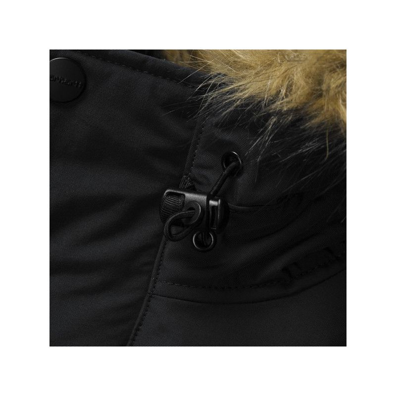 Chaqueta Carhartt: Anchorage Parka (Black Black)