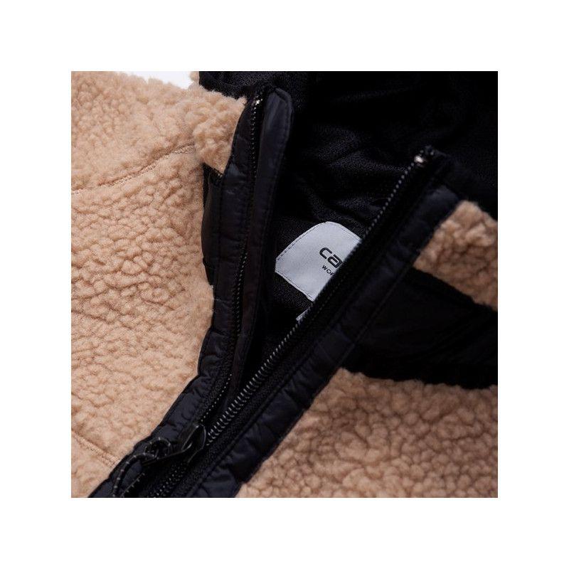 Chaqueta Carhartt: Prentis Pullover (Dusty H Brown)