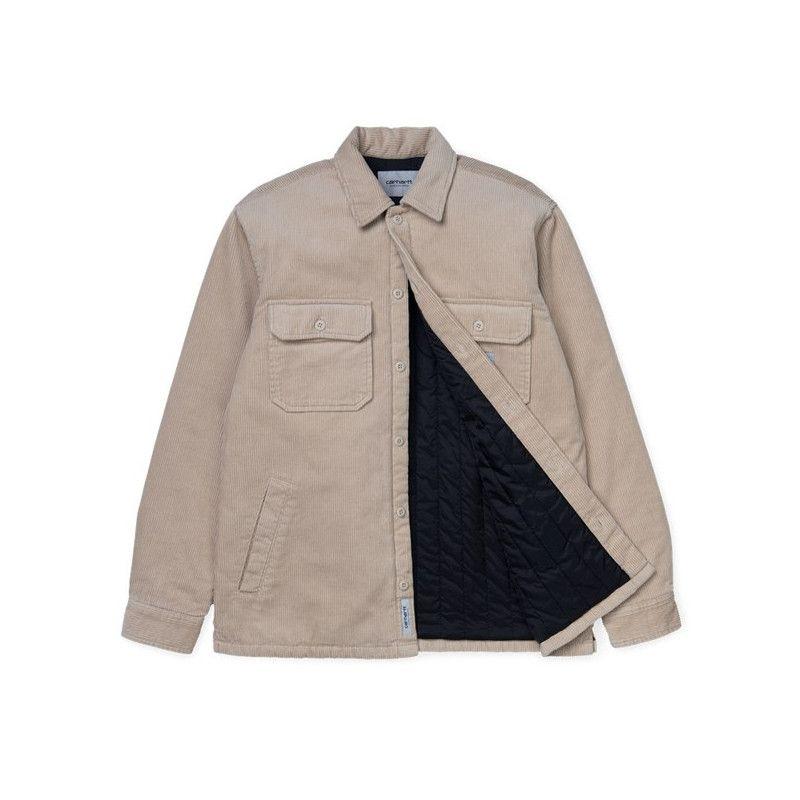 Camisa Carhartt: Whitsome Shirt Jac (Wall)