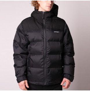 Chaqueta Carhartt: Larsen Jacket (Black Black)