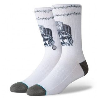 Calcetines Stance: MERCY (WHITE)