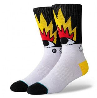 Calcetines Stance: FIRE AND EYES (MULTI)