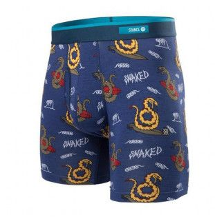 Boxer Stance: GET SNAKED BB (NAVY)